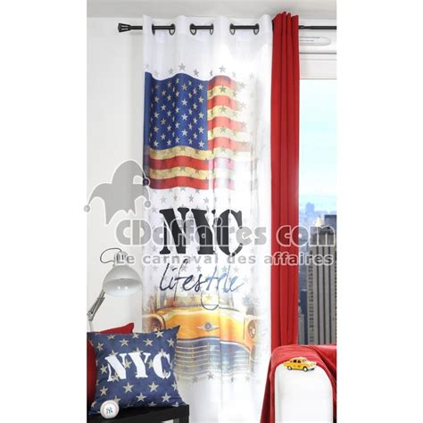 Rideaux New York Pas Cher by Voilage New York