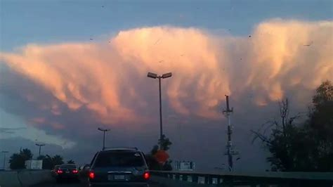 imagenes extraordinarias en el cielo nubes extra 241 as en el cielo de le 243 n youtube
