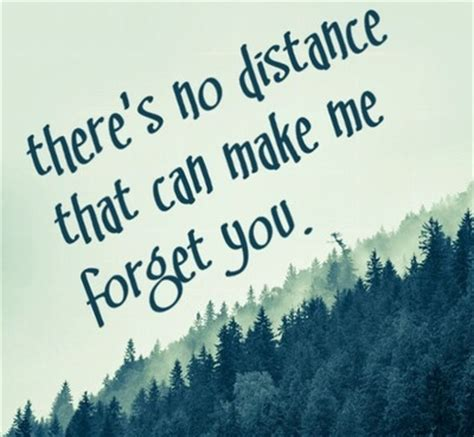 Forget Me If You Can there no distance that can make me forget you pictures