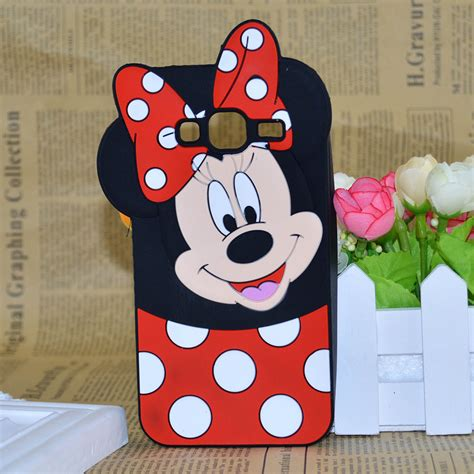Samsung Galaxy J5 Mickey Minnie Mouse Soft Cover Casing Diskon 3d Mickey And Minnie Mouse Soft Skin