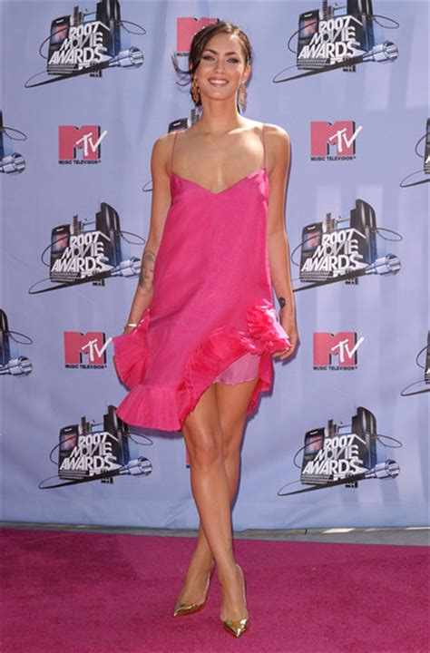 2007 Mtv Awards by Megan Fox In 2007 Mtv Awards 2 Of 9 Zimbio