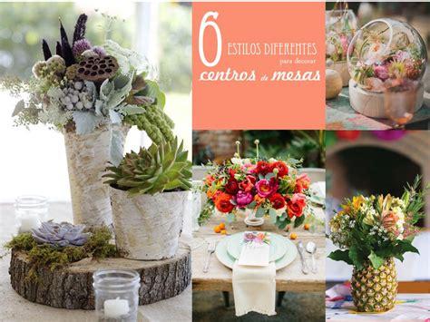 decoracion mesas centro 6 estilos diferentes para decorar con centros de mesa