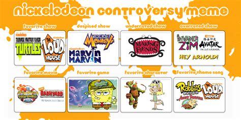 Nickelodeon Memes - other on cartoon reviewers deviantart