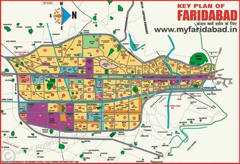 layout plan sector 56 faridabad faridabad master plan myfaridabad community portal