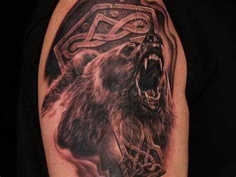 tattoo ideas bear bear tattoo 5373257 171 top tattoos ideas