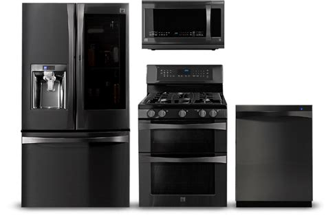 stainless steel appliances stainless steel stove black stainless steel appliances kenmore