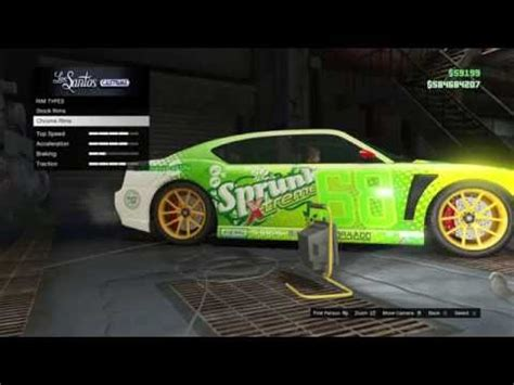 gta v fruit stock gta v 1 35 how to get colored stock rims without i fruit