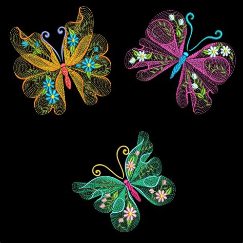 Home Design Ideas Canada by Flutterby Luv 2 30 Machine Embroidery Designs Azeb