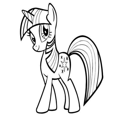 imagenes para pintar my little pony dibujos de my little pony para colorear pintar e imprimir