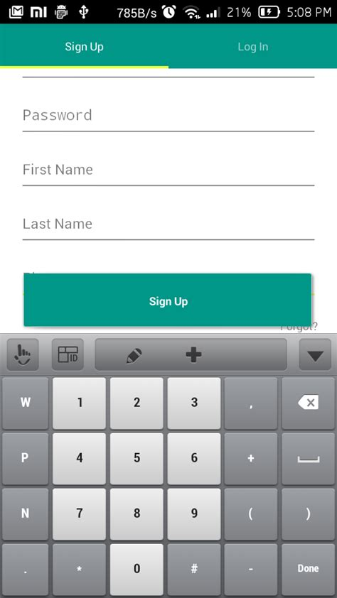 android layout ems how to set button always in bottom layout android stack