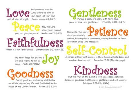 fruit of the spirit kjv fruit of the spirit form kjv clip cliparts