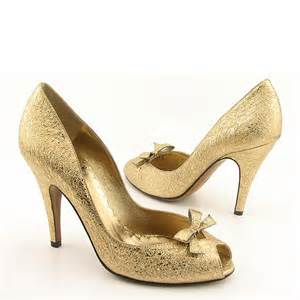 a wedding addict ivory bridal shoes