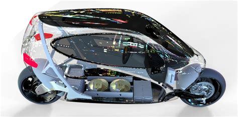 Lit Car by Lit Motors C1 The Car Like Motorcyle That Can T Fall