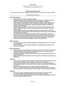 Sample Resume For Research Analyst Job Resume Sample Market Analyst Resume Sample Market