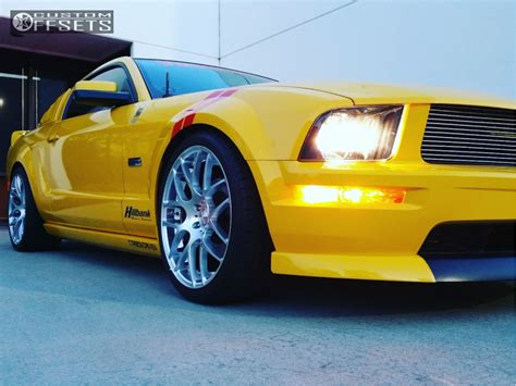 2005 ford mustang parts 2005 ford mustang avant garde m310 ford racing performance