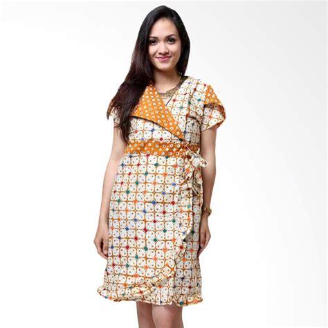 Dress Batik Senawangi model kebaya batik modern versi batik distro model kebaya
