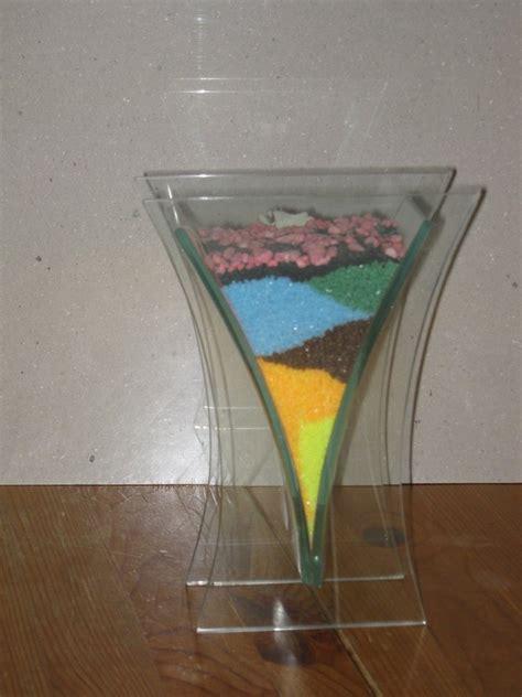 vasi con sabbia colorata vaso con sabbia per la casa e per te decorare casa