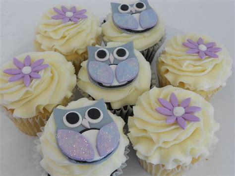 ideas  owl cupcakes  pinterest easy owl cake owl cupcake cake  cute