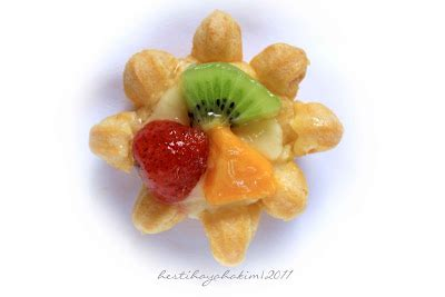 Cetakan Pie Soes hesti s kitchen for your tummy fruit choux sus
