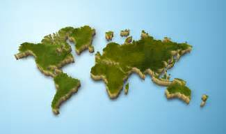 World Map 3d by World Map 3d Pictures To Pin On Pinterest Pinsdaddy