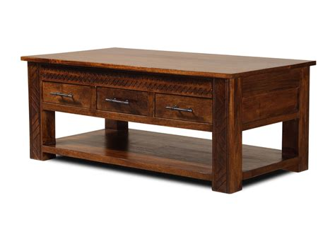 coffee table with drawers wooden coffee tables with drawers