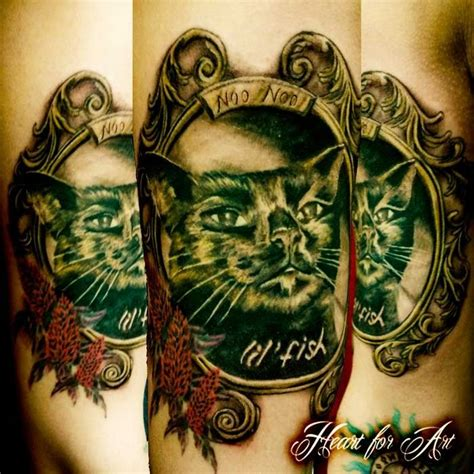 tattoo cat in frame 14 best ryan mullins images on pinterest cool tattoos