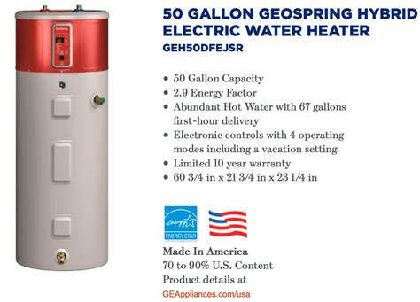 ge geospring water heater installation why should you consider the ge geospring hybrid