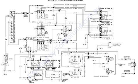 ford xr6 wiring diagram