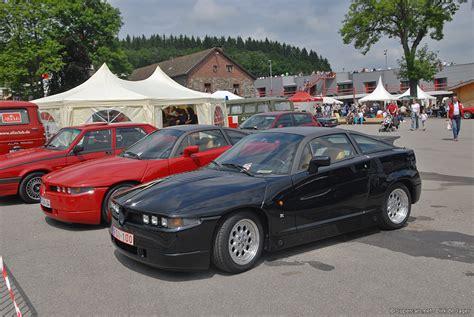 Alfa Romeo Supercar by 1990 Alfa Romeo Sz Alfa Romeo Supercars Net