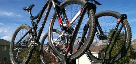 Yakima Bike Rack Reviews by Yakima Frontloader Bike Rack Review Feedthehabit