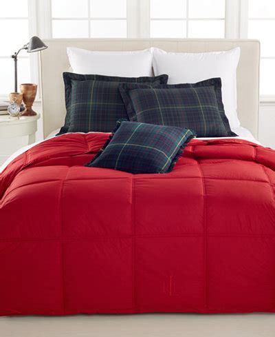 lauren ralph lauren down alternative comforters lauren ralph lauren color down alternative king comforter