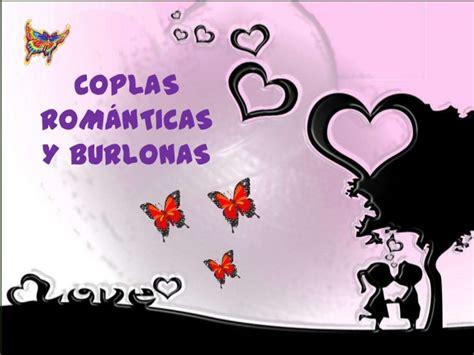 coplas de rosas y con dibujo presentaci 243 n coplas romanticas y burlonas