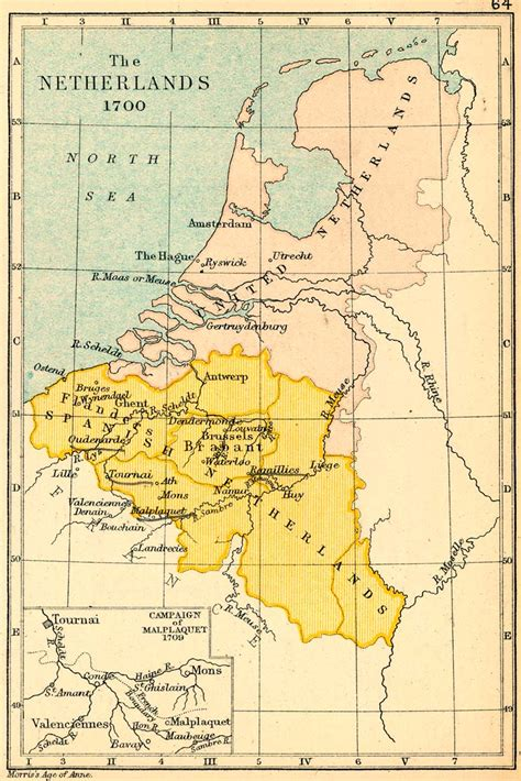 netherlands csite map historical maps of the netherlands