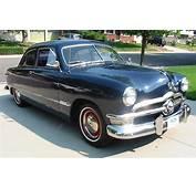 1950 Ford Custom 2Dr