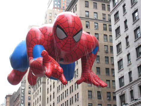 Dr Scholz Sponge macy s thanksgiving parade the most popular balloons