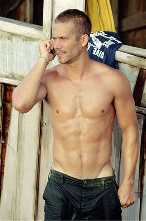 paul walker workout and diet secret muscle world