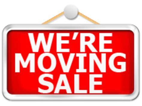 Moving Sale At Makeupcom by Image Gallery Moving Sale