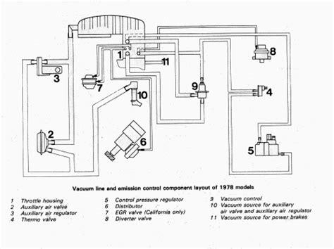 sc distributor vacuum question pelican parts technical bbs