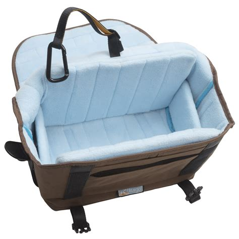 kurgo booster seat kurgo k9 courier carrier booster seat save 64