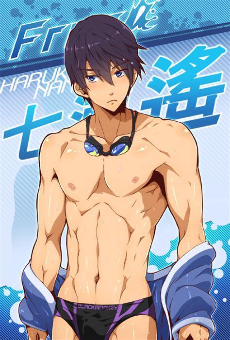 Anime Boy Speedo Boner | yaoi boys speedo hot girls wallpaper