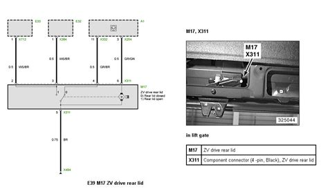 bmw e46 number plate light wiring diagram choice image