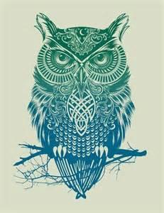 Tree Of Life Shower Curtain Symbol Of The Owl Gnosticwarrior Com