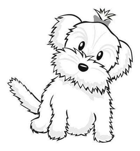 coloring pages of maltese puppies puppies on pinterest shih tzu dog crafts and unit studies