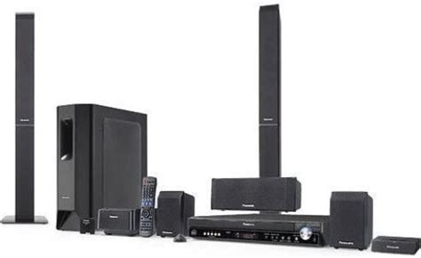 panasonic sc pt remanufactured home theater system