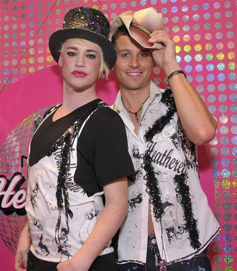 Amanda Lepore Debut Line Of Merchandise by Fashion Flashback Heatherette
