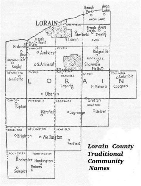 Lorain County Ohio Marriage Records Excerpts From J B Nichol S History Of Loarain County Ohio