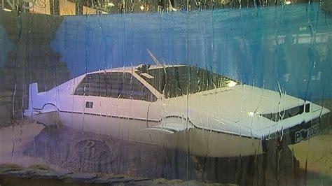 james bond submarine car   auction lotus esprit