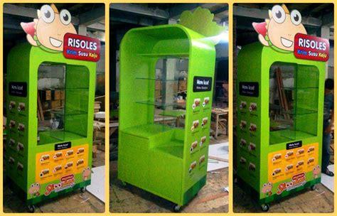 Desain Gerobak Risoles | gerobak risoles rp 4 800 000 jasa pembuatan gerobak