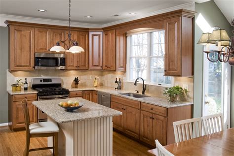 my full on kitchen remodel idea opening the arch up between the