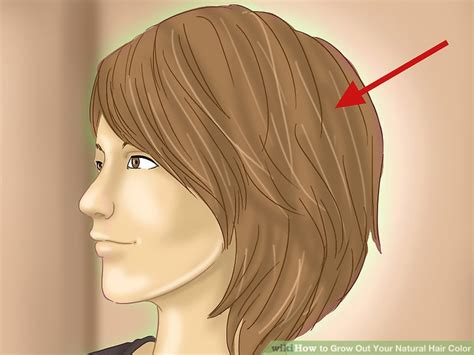 how to get your hair color back 3 clear and easy ways to grow out your hair color